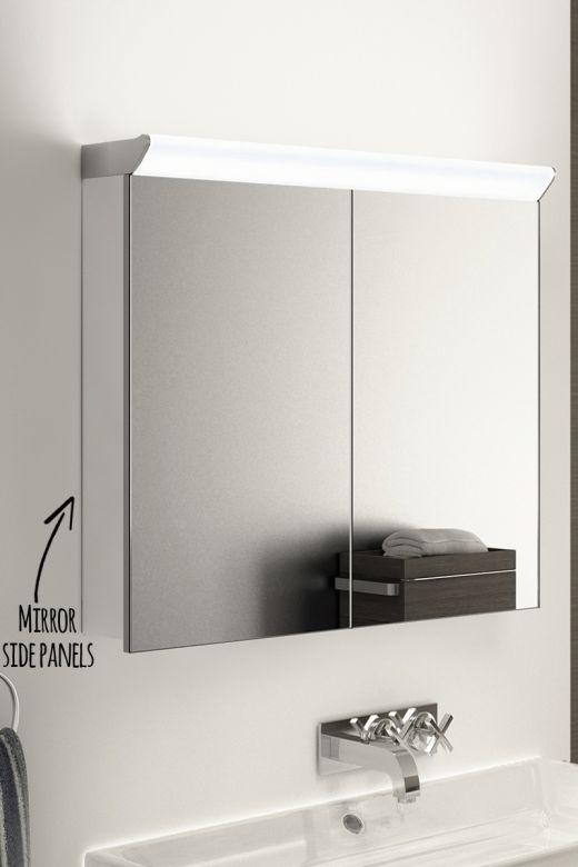 Matar Top Light Diffuser Cabinet