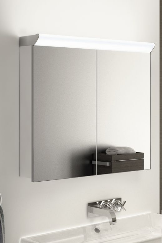 Matar Top Light Diffuser Cabinet with Bluetooth and RGB under lights