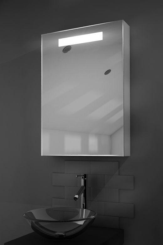 Alannah LED bathroom cabinet