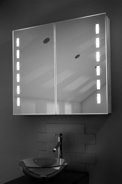 Cacia demister bathroom cabinet