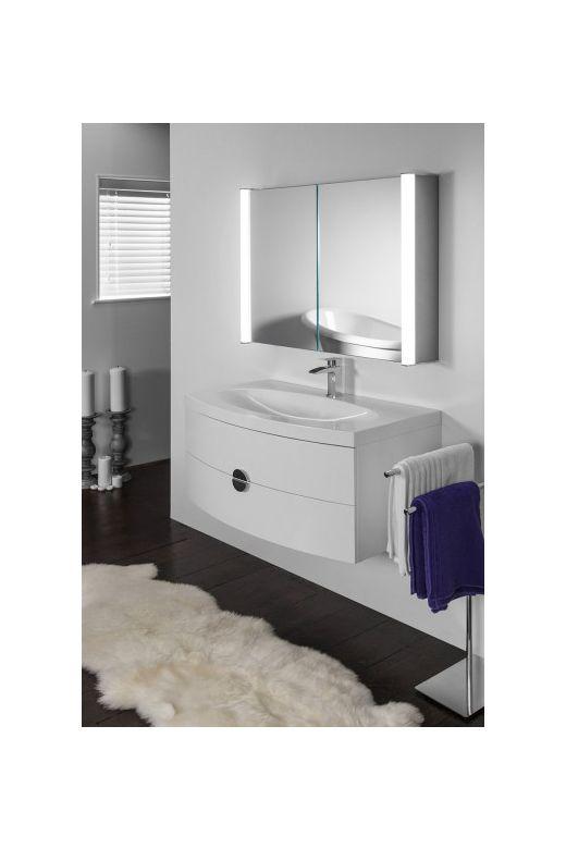 Aura 401 LED bathroom cabinet