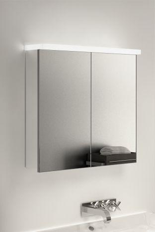 Gamma LED Light Plate Cabinet