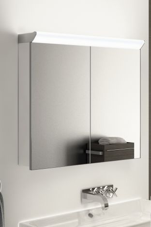 Matar Top Light Diffuser Cabinet with colour change under lighting