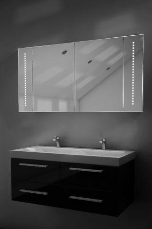 Pali demister bathroom cabinet
