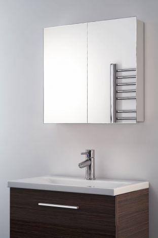 Eleanor mirrored bathroom cabinet