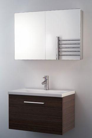 Jasmin mirrored bathroom cabinet