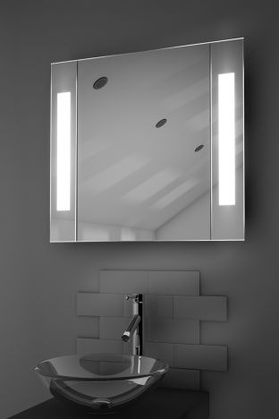 Gracious LED bathroom cabinet