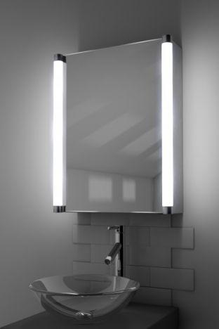 Aziza demister bathroom cabinet with Bluetooth audio