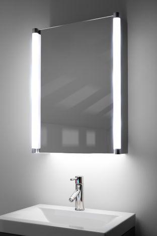 Bakari demister bathroom cabinet with Bluetooth audio & ambient under lights