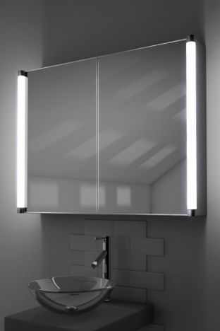 Dabir demister bathroom cabinet