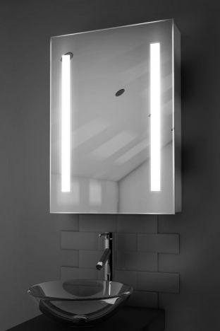Jace demister bathroom cabinet with Bluetooth audio