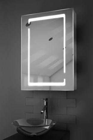 Marilis demister bathroom cabinet with Bluetooth audio
