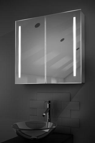 Rhea demister bathroom cabinet