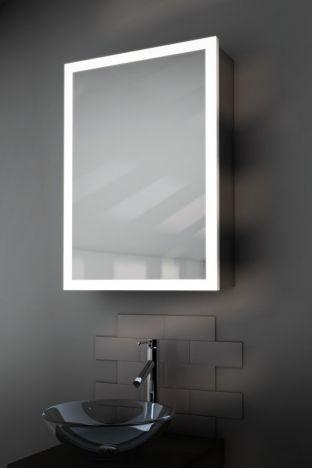 Amara Light Edged Bathroom Cabinet